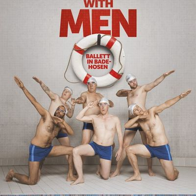 Bild vergrößern: Swimming with Men