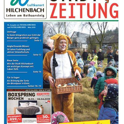 Nachrichten Hilchenbach