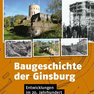 Ginsburg Cover Buch