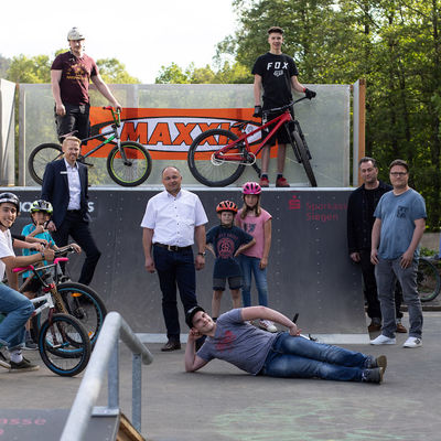 Re-Open Dirtbikepark Hilchenbach