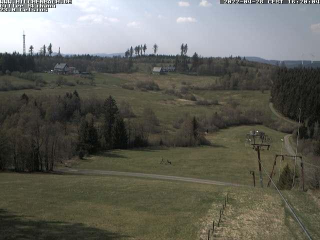 Skigebiet Giller - Hilchenbach - Lützel - Webcam 1